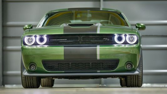 Dodge Challenger Surpasses Chevy Camaro in Sales, May Also Live Forever