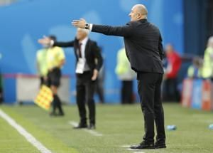 After only 2 matches, Egypt eliminated from World Cup