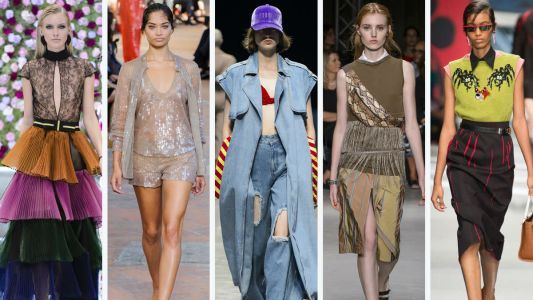 8 Breakout Trends from Milan Fashion Week