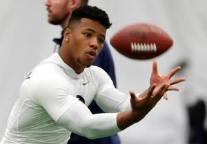 Penn State's Barkley is best talent, but QBs to lead draft