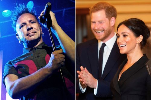 John Lydon weighs in on Prince Harry and Meghan Markle