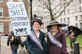 London marks centenary of women's vote with various special events