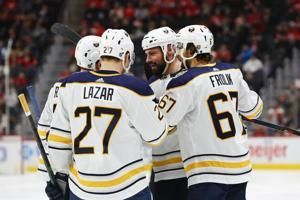 Sabres waive Bogosian with intention of terminating contract