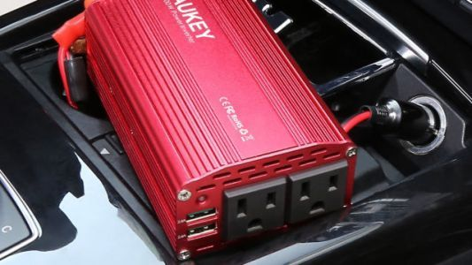 Charge Laptops and Other Gear in the Car With These Affordable Inverters