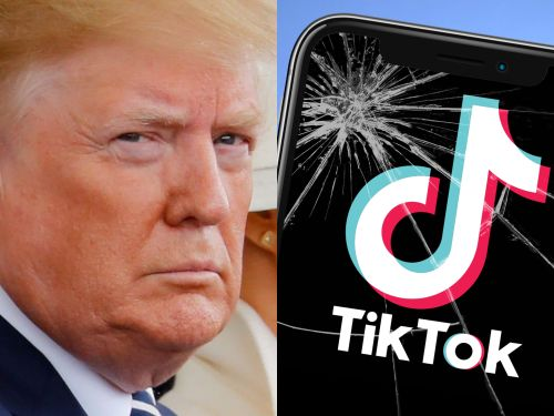 Trump says the US has 'all the cards' on a potential TikTok sale as he doubles down on demand that the government get a 'very big' cut