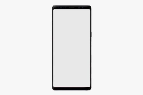 A First Look at the Samsung Galaxy Note 9