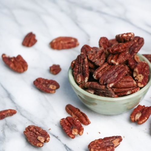 Salted Butter Roasted Pecans