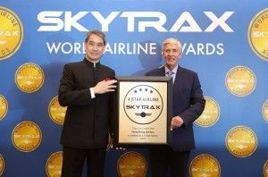 HKIA Awarded Skytrax 4-Star Rating And Named One Of Top 20 Airlines In The World