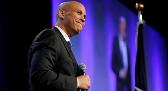 Booker has near universal support from New Jersey's Democratic establishment