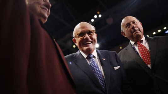 Giuliani: The Lawyer At The Center Of The Ukraine Affair, And The Path That Led There