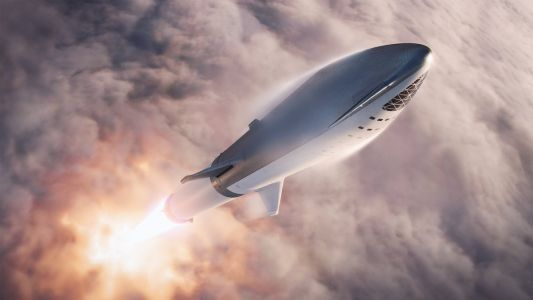Elon Musk just revealed who will fly to the moon on SpaceX's new rocket ship