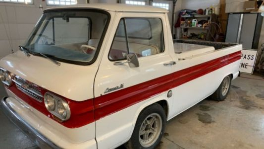 At $8,000, Could This 1962 Chevy Corvair Rampside Be On The Right Side Of Value?