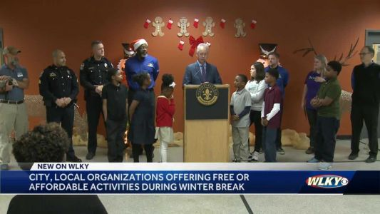 Louisville organizations to offer free, affordable winter break activities for students