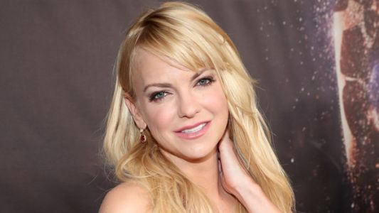 Anna Faris Stuns At The Emmys In First Appearance Since Split With Chris Pratt