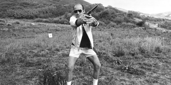 How Hunter S. Thompson wrote the greatest press release in military history