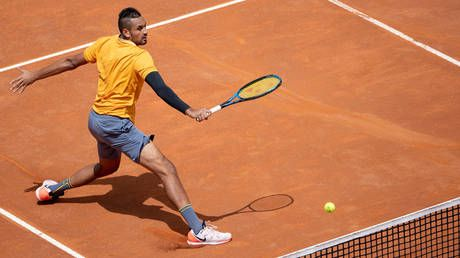Tennis bad boy Nick Kyrgios pulls out of French Open after saying tournament 'sucks'