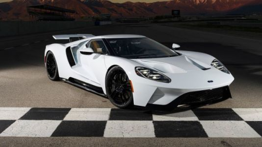 Ford Missed Its Production Target for the First Year of Building the Ford GT