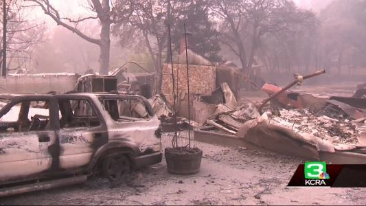 8 more found dead; Camp Fire death toll rises to 71