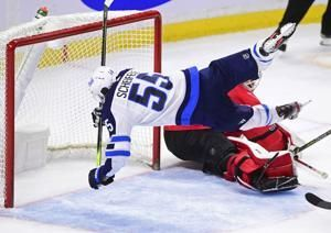 Jets rally to beat Senators 3-2 for 4th win in 5 games