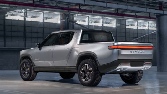 Rivian Has Been Secretly Testing Its Electric Trucks Disguised as Ford F-150s