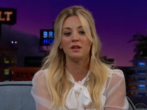 Kaley Cuoco said there were 'hysterical sobs' when the 'Big Bang Theory' cast learned the series was ending