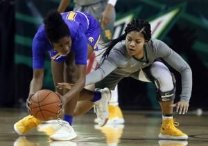 No. 3 Baylor women beat Morehead State 96-58