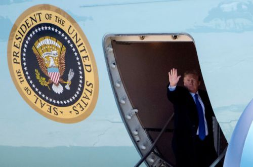 Our Idiot President Has Some Thoughts on Planes
