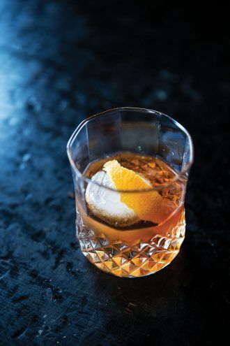 Irish Whiskey Cocktail: Road to Tralee