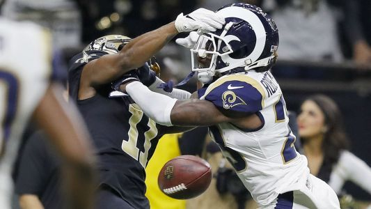 After pass interference no-call, Saints have to live with own version of Tuck Rule Game