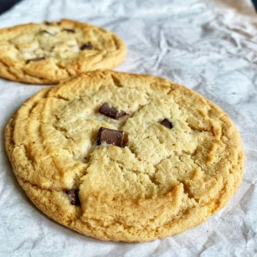 Amazing Soft Chocolate Chip Cookies