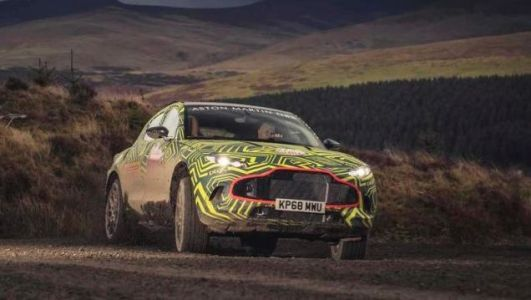 The Aston Martin DBX Is Aston Martin's Future and We All Need to Accept That