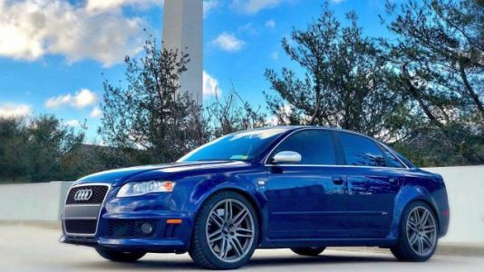 At $20,500, Is This Two-Owner 2007 Audi RS4 Too Much To Handle?