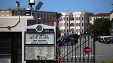 California Governor To Release 8,000 People From Prisons Amid Coronavirus Outbreaks
