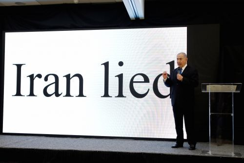 Benjamin Netanyahu's PowerPoint presentation on Iran was terrifying - and it could end up having major implications for North Korea talks