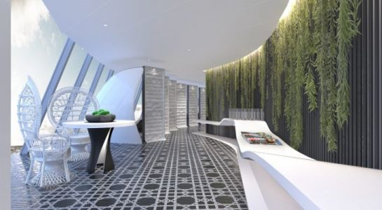 Kelly Hoppen Designed Spa Revealed for Celebrity Edge