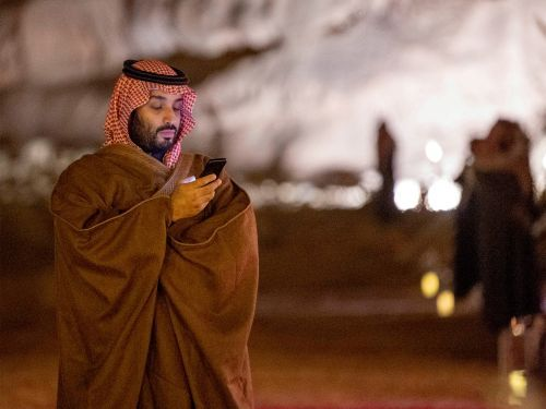 UN calls for investigation into Saudi crown prince over reports of hacking Jeff Bezos' phone