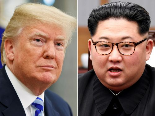 Date and location for North Korea summit 'hasn't changed,' says president
