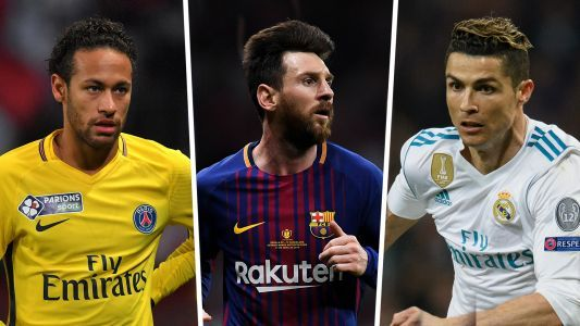 Messi, Ronaldo, Neymar & the highest paid players in world football