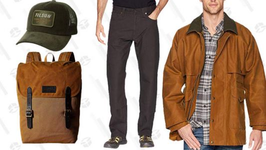 Feel Yourself in Discounted Filson From Zappos