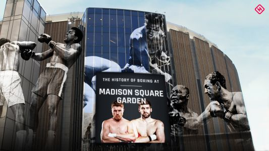 The history of boxing at Madison Square Garden