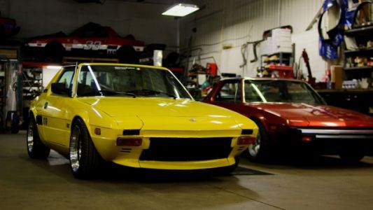 A VTEC-Swapped Fiat X1/9 Has All the Speed of a Modern Car But No Filter
