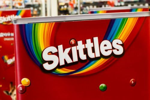 Skittles Celebrates Pride Month With Colorless Candy