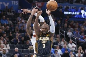 Chris Paul scores 29 points, leads Thunder past Nuggets