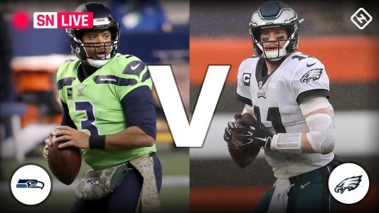 Seahawks vs. Eagles live score, updates, highlights from 'Monday Night Football' game