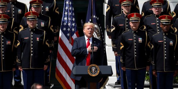 The American Legion says Trump's parade money would be better spent on veterans