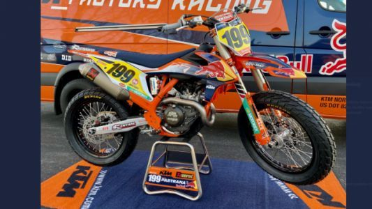Travis Pastrana Is Going Flat Track Racing With KTM