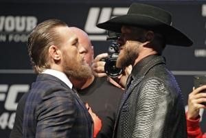 Calmer McGregor: Irish star returns vs Cerrone at UFC 246