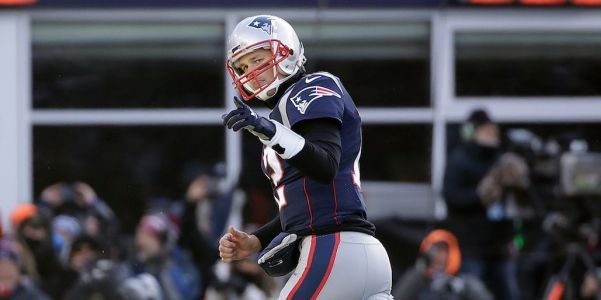 Tom Brady mocks critics after Patriots' latest evisceration of a playoff opponent: 'Everybody thinks we suck, we can't win any games'