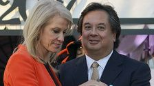 George Conway Names The Donald Trump Character Trait That Now Drives U.S. Foreign Policy