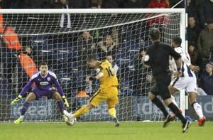 Brighton beats West Brom 3-1 to advance in FA Cup